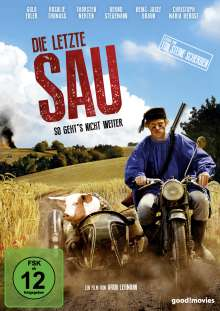 Die letzte Sau, DVD