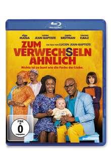 Zum Verwechseln ähnlich (Blu-ray), Blu-ray Disc