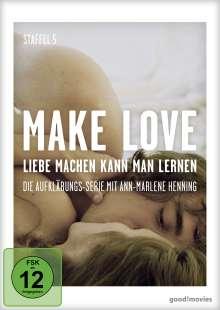 Make Love - Liebe machen kann man lernen Staffel 5, DVD