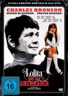 Lolita und der Amerikaner, DVD