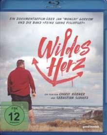 Wildes Herz (Blu-ray), Blu-ray Disc