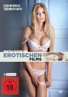 Enzyklopädie des Erotischen Films (10 Filme auf 6 DVDs), 6 DVDs