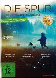 Die Spur, DVD