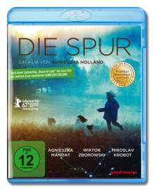 Die Spur (Blu-ray), Blu-ray Disc
