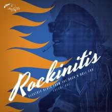 Rockinitis Vol. 1:  Electric Blues From The Rock 'n' Roll Era, LP