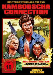 Kambodscha Connection, DVD