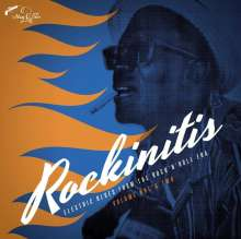 Rockinitis: Electric Blues From The Rock'n'Roll Era Volume One & Two, CD