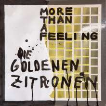 Die Goldenen Zitronen: More Than A Feeling, CD