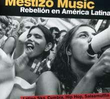 Mestizo Music-Rebelion En America, CD