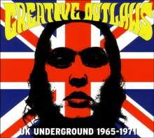Creative Outlaws: UK Underground, CD
