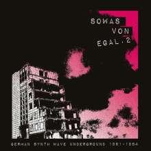 Sowas von egal 2 (German Synth Wave Underground 1981 - 1984), CD