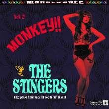 The Stingers: Monkey 02, LP