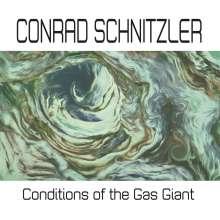 Conrad Schnitzler: Conditions Of The Gas Giant, LP