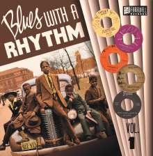 """Blues With A Rhythm Vol. 1, Single 10"""""""