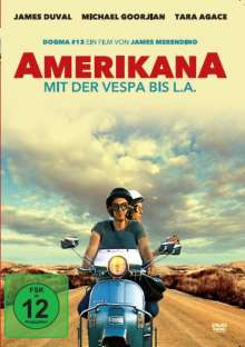 Amerikana, DVD