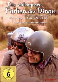 Die verborgenen Farben der Dinge (OmU), DVD