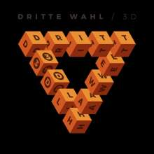 Dritte Wahl: 3D (Bonus-Track Edition), 1 CD und 1 Merchandise