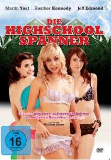 Die Highschool Spanner, DVD