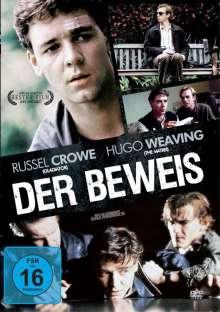Der Beweis, DVD