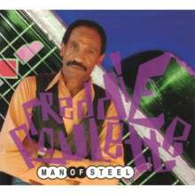 Freddie Roulette: Man Of Steel, CD