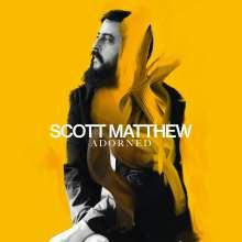 """Scott Matthew (Australien): Adorned (180g) (Limited Edition) (exklusiv für jpc!), 1 LP und 1 Single 7"""""""