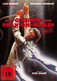 Das Geheimnis der Phantom-Höhlen, DVD