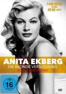 Anita Ekberg - Die blonde Versuchung, DVD