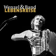 Hans-Eckardt Wenzel: Lebensreise - Live, 2 CDs