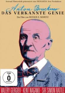 Anton Bruckner (1824-1896): Anton Bruckner - Das verkannte Genie, DVD