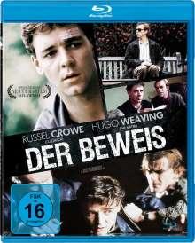 Der Beweis (Blu-ray), Blu-ray Disc