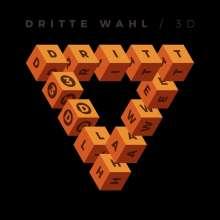 """Dritte Wahl: 3D, 1 LP und 1 Single 7"""""""