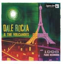 Dale Rocka & The Volcanoes: 1998 Paris Recordings, LP