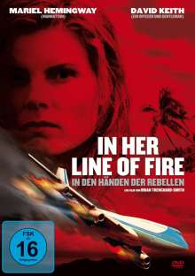 In her Line of Fire, DVD