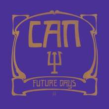 Can: Future Days (Remastered), CD