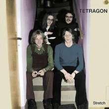 Tetragon: Stretch, CD