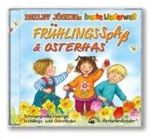 Detlef Jöcker - Frühlingsspaß und Osterhas, CD