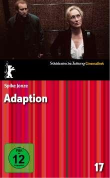 Adaption (SZ Berlinale Edition), DVD