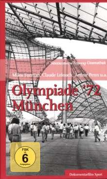 Olympiade '72 München (SZ Cinemathek), DVD