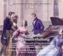 Musicalische Morgenunterhaltung - Kammermusik der Romantik auf Originalinstrumenten, CD