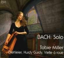 Tobie Miller - Bach: Solo, CD