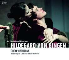 Hildegard von Bingen (1098-1179): Ordo Virtutum, 2 CDs