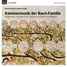 Kammermusik der Bach-Familie, CD