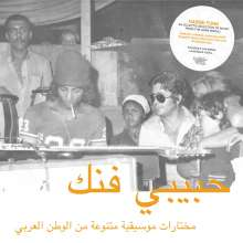 Habibi Funk: An Eclectic Selection Of Music From The Arab World, 2 LPs