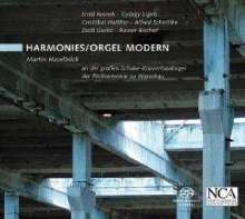 "Martin Haselböck - Orgel Modern ""Harmonies"", Super Audio CD"