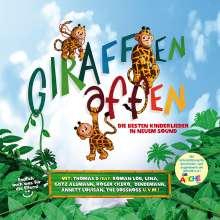Giraffenaffen, CD
