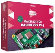 Christian Immler: Mach's einfach: Maker Kit für Raspberry Pi 4, Diverse