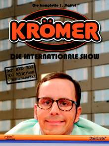 Kurt Krömer: Die internationale Show Staffel 1, 3 DVDs