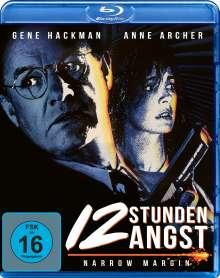 Narrow Margin (Blu-ray), Blu-ray Disc