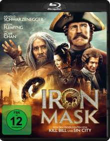 Iron Mask (Blu-ray), Blu-ray Disc