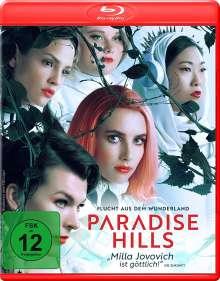 Paradise Hills (Blu-ray), Blu-ray Disc